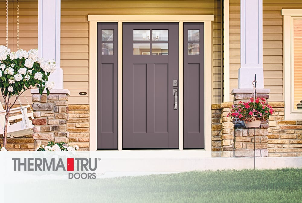 Huttig trends articles shake up what you sell for Reeb fiberglass exterior doors