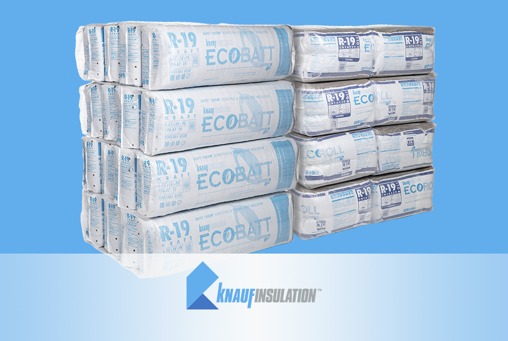 Huttig Products Articles - Knauf Insulation: EcoBatt® and