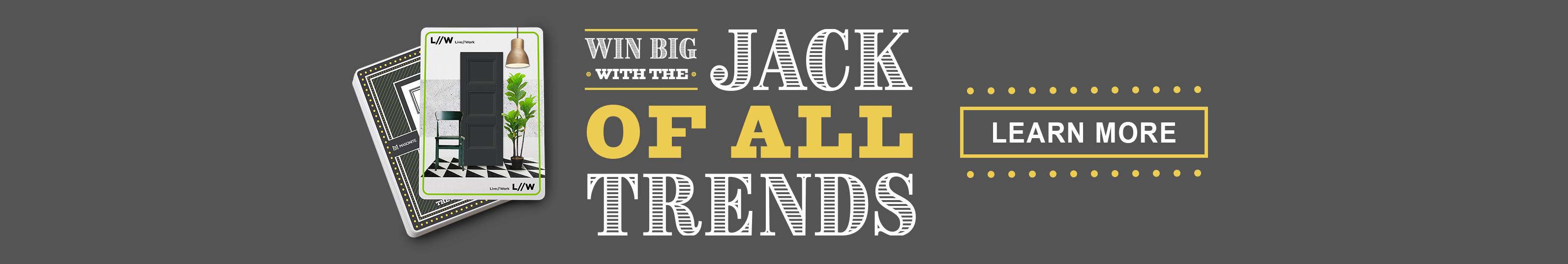 Jack of All Trends