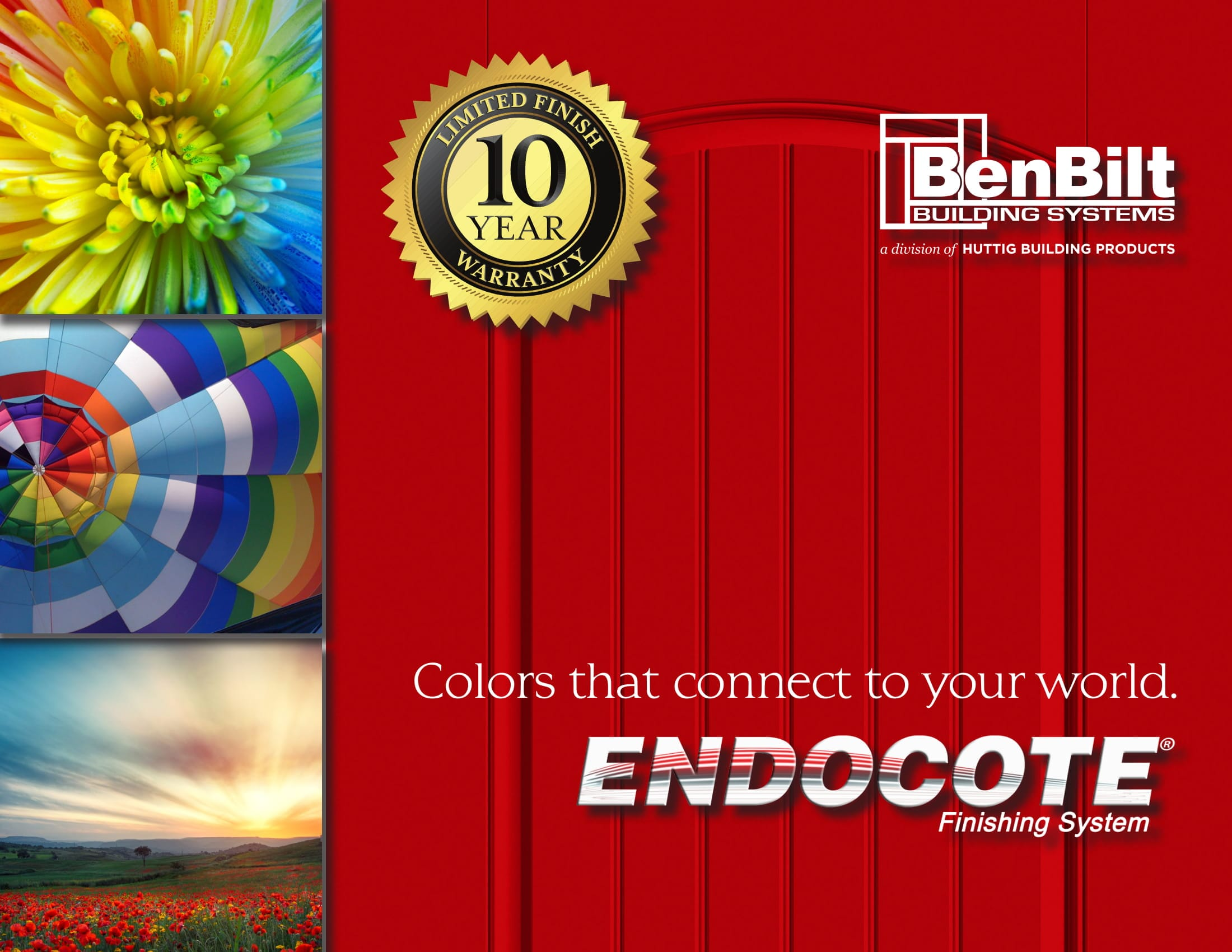 Endocote Color Brochure BenBilt